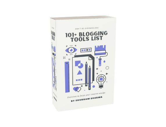 101+ BLOG TOOLS LIST